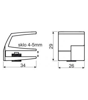 závitník sadový M 3,5x0,6 sada NO 2N ČSN 2 3010