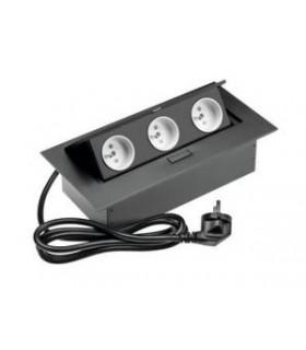 paska 180BLC, čierna, izolačná, 19 mm, L-10 m, PVC