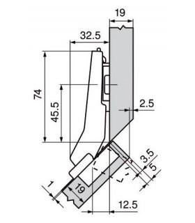 Rezač skla DC1411