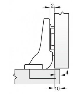 kľúč Oaykay 3195.05 02,0 mm, Hex